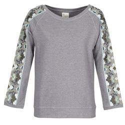 Oblečenie Ženy Mikiny Stella Forest APU004 šedá