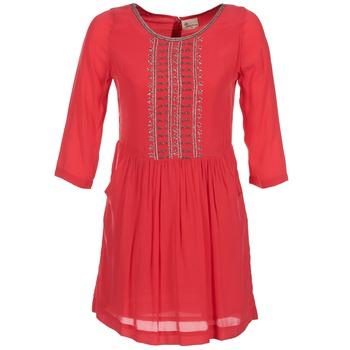 Oblečenie Ženy Krátke šaty Stella Forest ARO060 Koralová