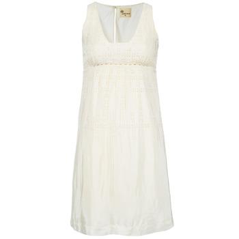 Oblečenie Ženy Krátke šaty Stella Forest ARO015 Krémová