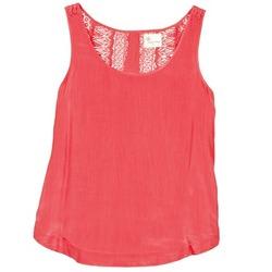 Oblečenie Ženy Tielka a tričká bez rukávov Stella Forest ADE009 Ružová