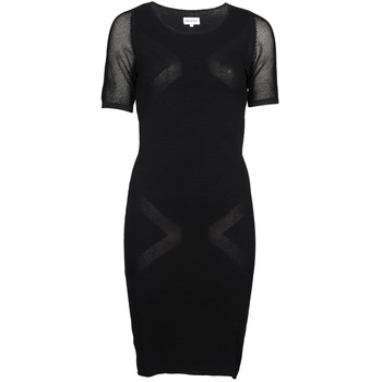 Oblečenie Ženy Krátke šaty American Retro GEMMA LO Čierna