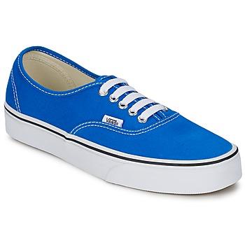 Topánky Nízke tenisky Vans AUTHENTIC Modrá / Biela