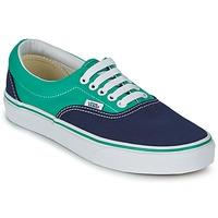 Topánky Nízke tenisky Vans ERA Modrá / Zelená