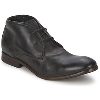 Topánky Muži Polokozačky Hudson CRUISE čierna