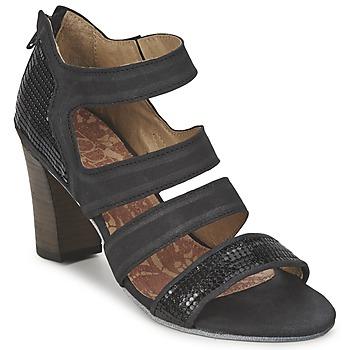Topánky Ženy Sandále Dkode CHARLIZE Čierna