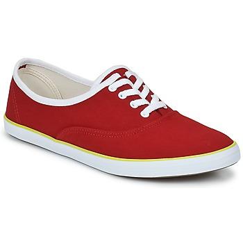 Topánky Ženy Nízke tenisky Veja DERBY Červená