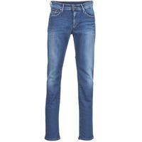 Oblečenie Muži Džínsy Slim Tommy Jeans SLIM SCANTON MIDC Modrá / Medium
