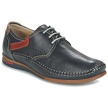 Topánky Muži Derbie Fluchos CATAMARAN Námornícka modrá