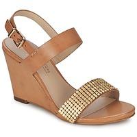 Topánky Ženy Sandále JB Martin 1OLE Ťavia hnedá / Zlatá