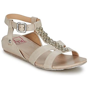 Topánky Ženy Sandále Un Matin d'Ete BOSQUET Telová