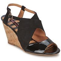 Topánky Ženy Sandále Chocolate Schubar ELVINA čierna