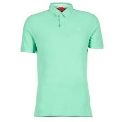 Oblečenie Muži Polokošele s krátkym rukávom Vicomte A. GARMENT DYE Zelená