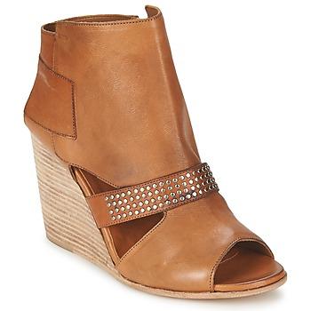 Topánky Ženy Čižmičky OXS SPORT-320 Hnedá