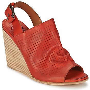 Topánky Ženy Sandále OXS SPORT-250 Hnedá