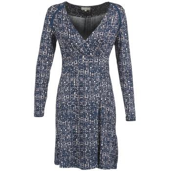 Oblečenie Ženy Krátke šaty Cream OMAGA Modrá
