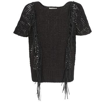 Oblečenie Ženy Svetre Gaudi SILENE Čierna