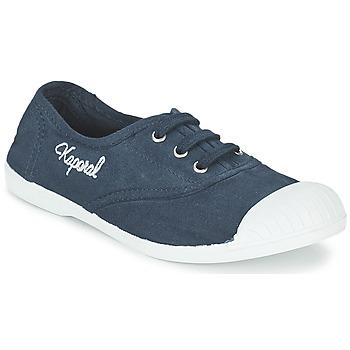 Topánky Dievčatá Nízke tenisky Kaporal VICKANO Námornícka modrá