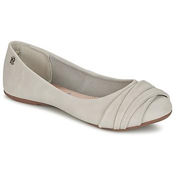 Topánky Ženy Balerínky a babies Refresh SHANNON šedá