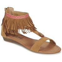 Topánky Ženy Sandále Refresh CONNELL ťavia hnedá