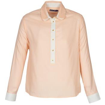 Oblečenie Ženy Košele a blúzky Petit Bateau FILAO Ružová