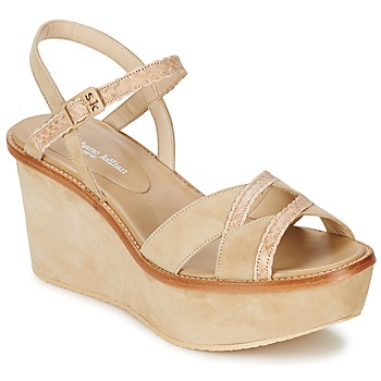 Topánky Ženy Sandále Stéphane Kelian BICHE 1 Béžová