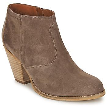 Topánky Ženy Čižmičky Marc O'Polo  Hnedá