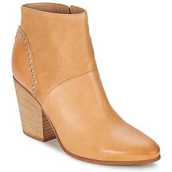 Topánky Ženy Čižmičky Vic CRUISE Hnedá