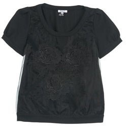 Oblečenie Ženy Blúzky Brigitte Bardot BB44160 Čierna