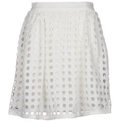 Oblečenie Ženy Sukňa Brigitte Bardot BB44196 Biela