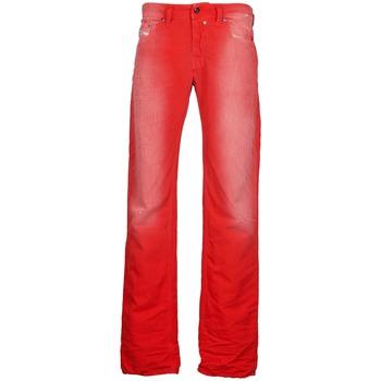 Oblečenie Muži Rovné džínsy Diesel SAFADO červená