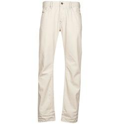 Oblečenie Muži Rovné džínsy Diesel WAYKEE Biela