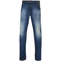 Oblečenie Muži Džínsy Slim Diesel KRAYVER Modrá