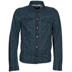 Oblečenie Muži Džínsové bundy Diesel J-XOCHILL Námornícka modrá