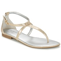 Topánky Ženy Sandále JB Martin FAKIRI šedá platinová