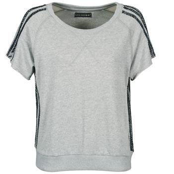 Oblečenie Ženy Tričká s krátkym rukávom Religion B114HRW02 šedá