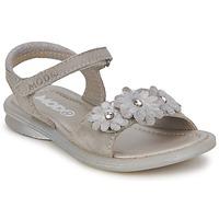 Topánky Dievčatá Sandále Mod'8 JUKA Strieborná
