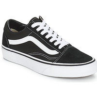 Topánky Nízke tenisky Vans OLD SKOOL čierna / Biela