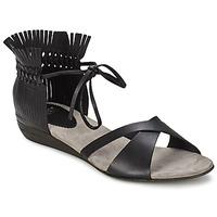 Topánky Ženy Sandále Fru.it TRIVENTA čierna