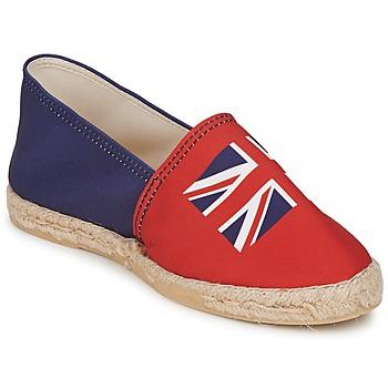 Topánky Ženy Espadrilky Be Only KATE červeno-modrá