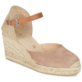 Topánky Ženy Sandále Unisa CACERES Béžová