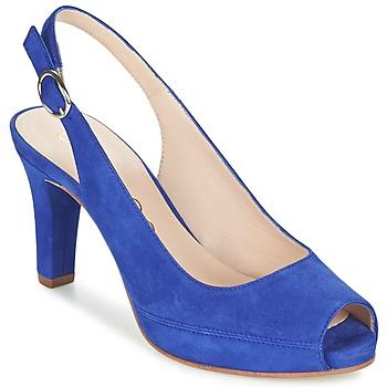 Topánky Ženy Sandále Unisa NICK Modrá