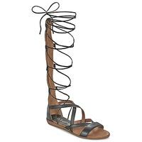 Topánky Ženy Sandále Unisa ANDA čierna