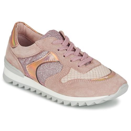 Topánky Ženy Nízke tenisky Unisa DALTON Ružová