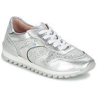 Topánky Ženy Nízke tenisky Unisa DALTON Strieborná / Biela