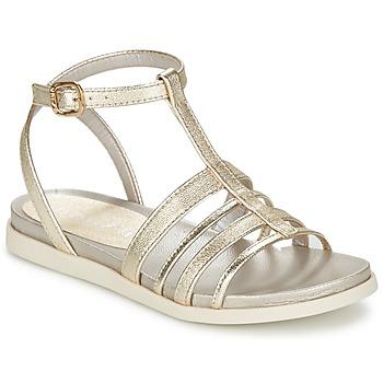 Topánky Ženy Sandále Unisa PY Strieborná
