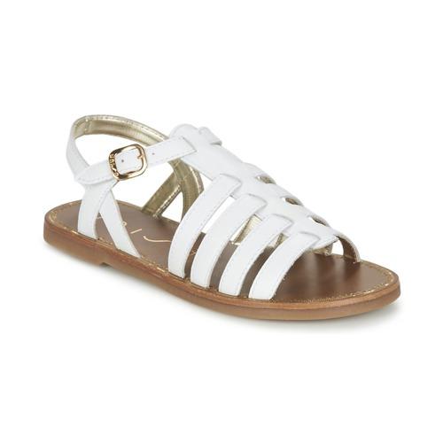 Topánky Ženy Sandále Unisa YOLETA Biela