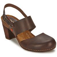 Topánky Ženy Sandále Art IMEET Hnedá
