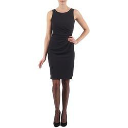 Oblečenie Ženy Krátke šaty Esprit BEVERLY CREPE čierna