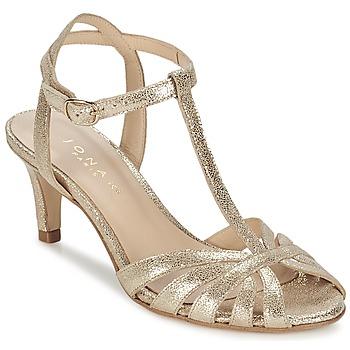 Topánky Ženy Sandále Jonak DOLIATE šedá platinová