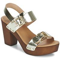 Topánky Ženy Sandále Jonak KALY Zlatá